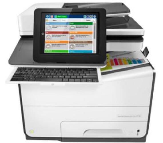 HP PageWide Enterprise 586z + DOPRAVA ZDARMA