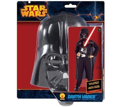 Star Wars: Darth Vader ACTION SUIT (7-10let)