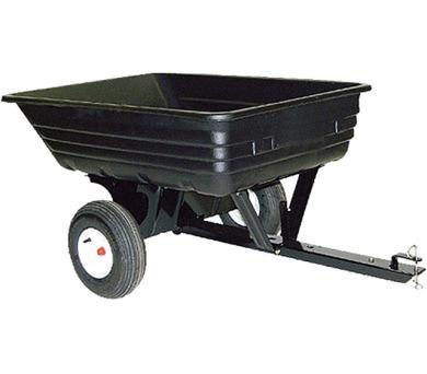AgriFab Tažený vozík plastový + DOPRAVA ZDARMA