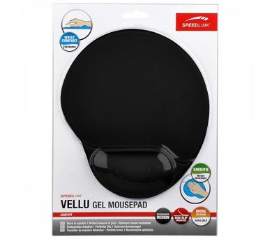 Podložka pod myš Vellu Gel Mousepad - Black