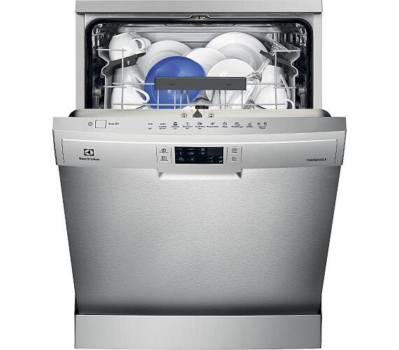 Electrolux ESF 5555LOX + záruka 10 let na invertor motor + DOPRAVA ZDARMA