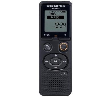 Olympus VN-541PC black + mikrofon ME52