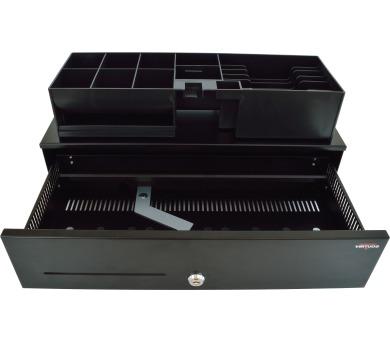 Pokl.zás. SK-500-RJ10P10C,černá,bez kabelu,kov.drž + DOPRAVA ZDARMA