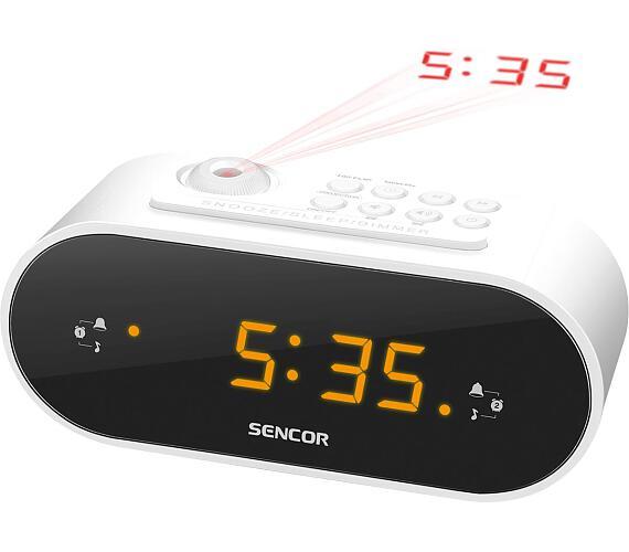 Sencor SRC 3100 bílý