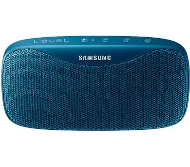 Samsung Bluetooth reproduktor Level Box Slim Blue (EO-SG930CLEGWW) + DOPRAVA ZDARMA
