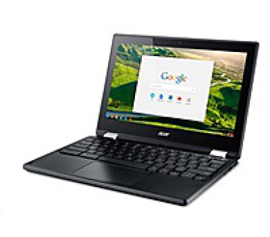 "ACER Chromebook R11(C738T-C6P4)-CeleronN3160,11.6"" HD multitouch,4GB,64GBeMMC,čtečka pk,intel HD,C"