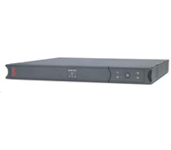 APC Smart-UPS SC 450VA 230V - 1U Rackmount/Tower (280W) + DOPRAVA ZDARMA