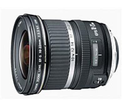 Canon EF-S 10-22mm f/3.5-4.5 USM zoom objektiv