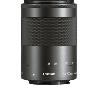 Canon EF-M 55-200 F4.5-6,3 IS STM objektiv + DOPRAVA ZDARMA