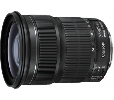 Canon EF 24-105mm f/3.5-5.6 IS STM objektiv