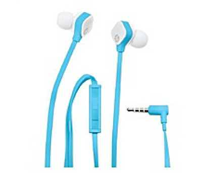 HP In Ear H2310 Blue Headset - REPRO + DOPRAVA ZDARMA