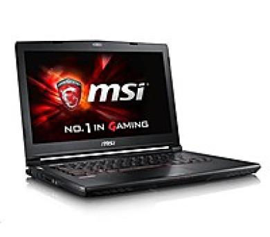 """MSI NB GS40 6QE-230CZ Phantom,14"""" FHD AG,i7-6700HQ,16GB"""