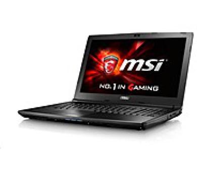 "MSI NB GL62 6QD-002CZ,15.6"" FHD AG eDP IPS,i7-6700HQ,8GB,GTX 950M 2GB DDR3,1TB 7200,DVDRW,WF+BT4.0,Win10"
