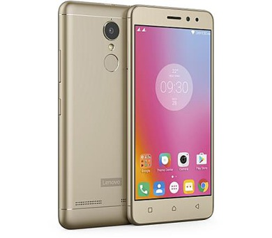 Lenovo Vibe K6 Power DS gsm tel. Gold