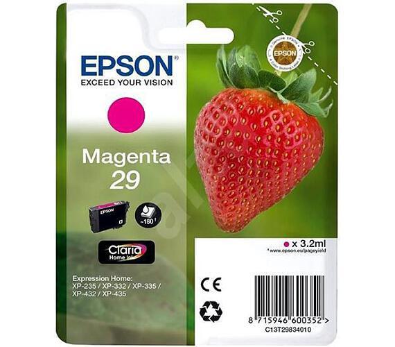 EPSON Singlepack Magenta 29 Claria Home Ink (C13T29834012)