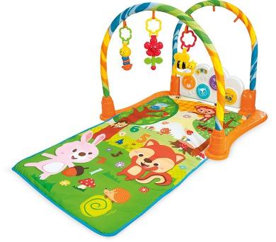 BBT 6510 Hrací deka s tunelem Buddy toys + DOPRAVA ZDARMA
