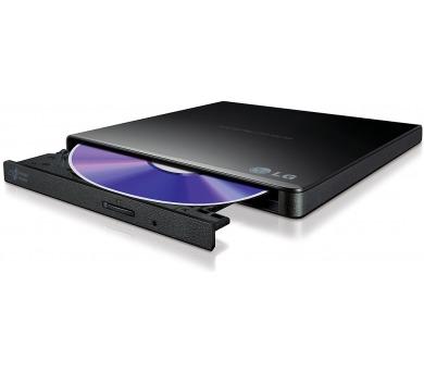 LG CDR DVD±R/±RW/RAM Drive GP57ES40 Slim External silver