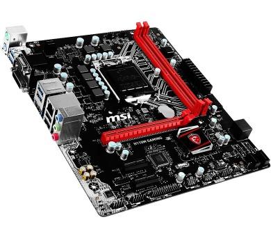 MSI MB Sc LGA1151 H110M GAMING