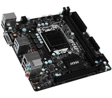 MSI MB Sc LGA1151 H110I PRO