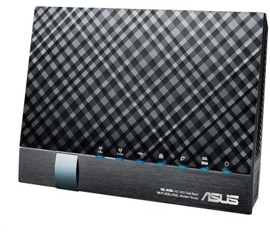 ASUS DSL-AC56U Dual-band Wireless AC1200 VDSL/ADSL Modem Router