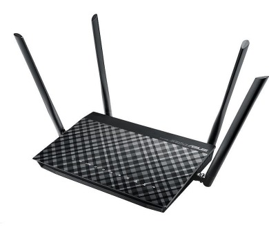 ASUS DSL-AC55U Dual-band Wireless AC1200 VDSL/ADSL Modem Router