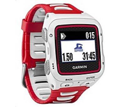 Garmin GPS sportovní hodinky Forerunner 920 XT White/Red