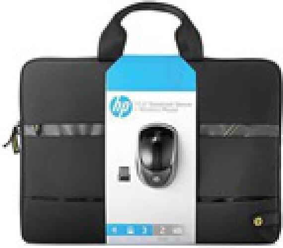 HP 15.6 Wireless Essentials Kit taška + myš - BAG + DOPRAVA ZDARMA