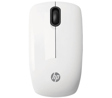 HP Z3200 White Wireless Mouse - MOUSE