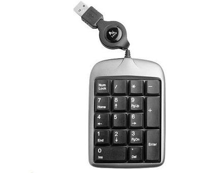 A4tech TK-5 numerická klávesnice