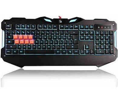 A4tech Bloody B328 podsvícená herní klávesnice