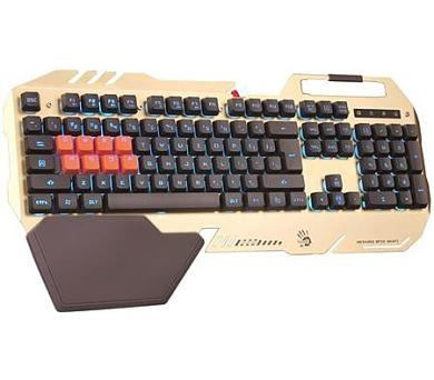 A4tech Bloody B418 podsvícená herní klávesnice