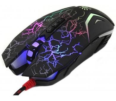 A4tech BLOODY N50 Neon herní myš
