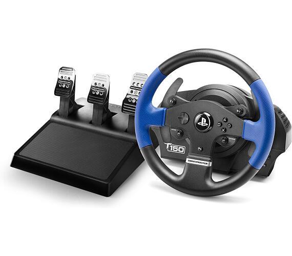Thrustmaster Sada volantu T150 PRO a 3-pedálů T3PA pro PS4 + DOPRAVA ZDARMA