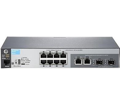 Aruba 2530 8G Switch (J9777A)