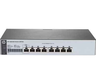 HPE 1820 8G Switch (J9979A)