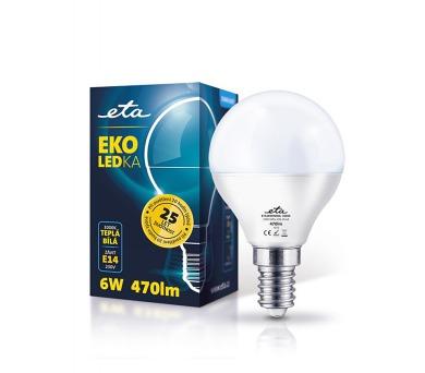 ETA EKO LEDka mini globe + 3 roky záruka*