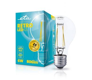ETA RETRO LEDka klasik + 3 roky záruka*