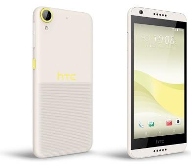 HTC Desire 650 SS gsm tel. Lime Light + DOPRAVA ZDARMA