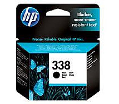 HP Ink Cart Black No. 338 pro DJ 5740,6540