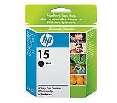 HP Ink cartr. black for DJ840