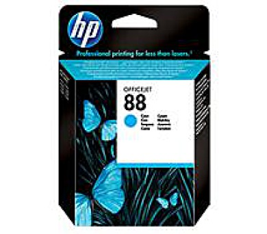 HP Ink Cart Cyan No. 88 pro OJ K550