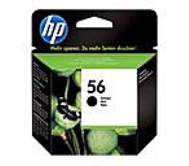 HP 56 Black Inkjet Print Cartridge