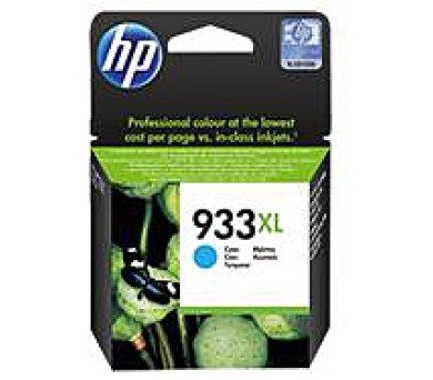 HP 933XL Azurová inkoustová kazeta Officejet