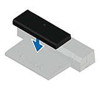 Dell dokovací rozpěra Latitude E-Docking Spacer