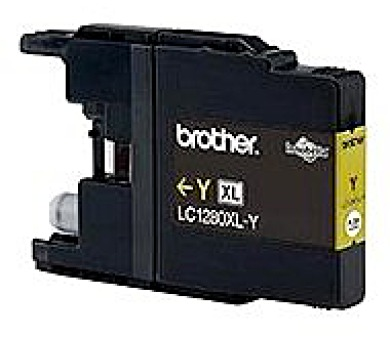 Brother LC-1280XLY (inkoust yellow