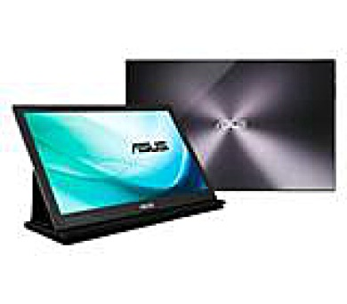 "ASUS MB169C+ 15,6"" IPS prenosný USB monitor 1920x1080 100mil:1 5ms 250cd USB3.0 černý"