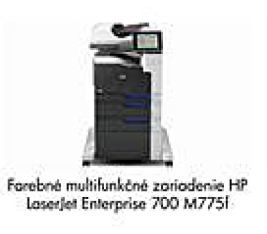 HP LJ Enterprise 700 color MFP M775F A3