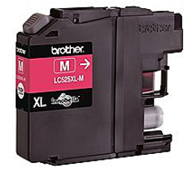 Brother LC-525XLM (inkoust magenta,1300 str. (LC525XLM)