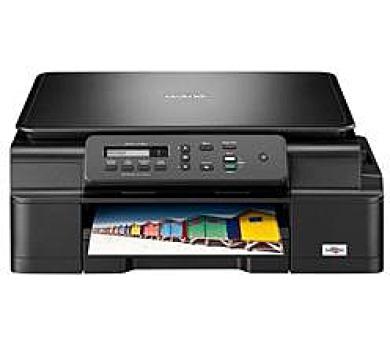 Brother DCP-J200 INK BENEFIT (tisk,kopírka,skener,ADF),USB,Wifi