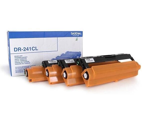 Brother DR-241 CL optická jednotka (15 000 str. A4) (DR241CL)
